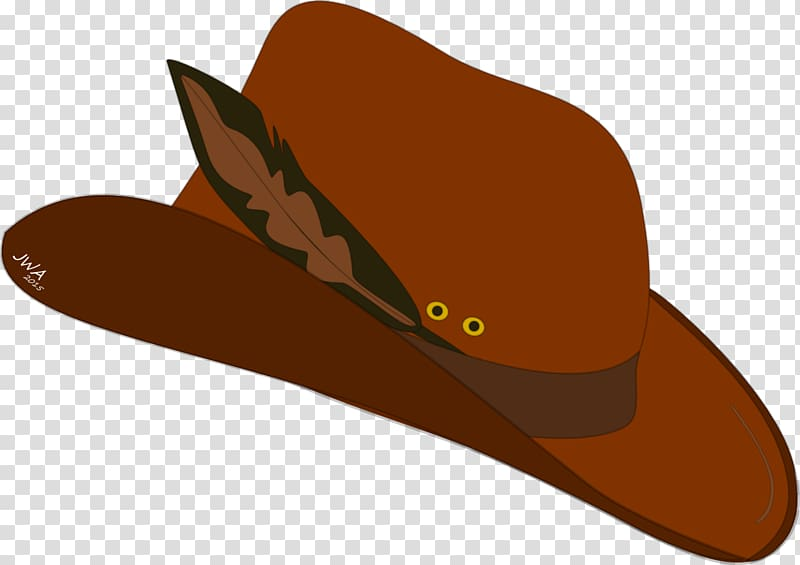 American frontier Cowboy hat Cartoon Cowboy boot, cowboy hat.