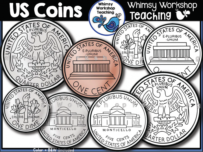 Free US Coins Cliparts, Download Free Clip Art, Free Clip Art on.