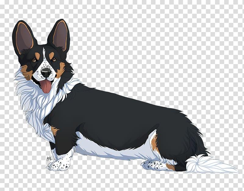 Cardigan Welsh Corgi Art Drawing Pembroke Welsh Corgi Dog.