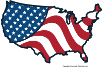 America clipart country, America country Transparent FREE.