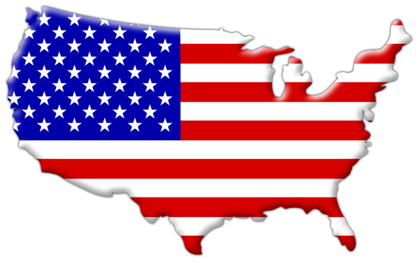 American Country Clipart.