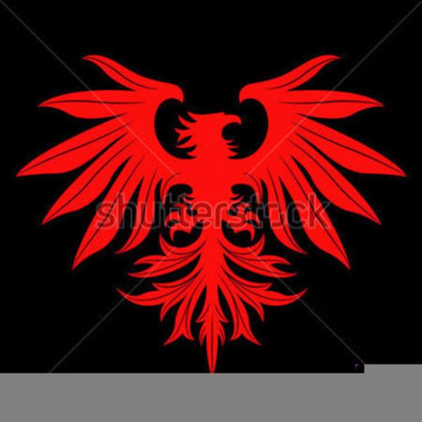 American Eagle Crest Clipart.