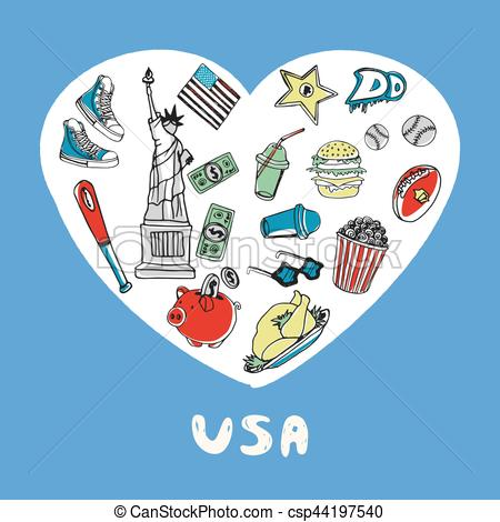 American culture clipart 2 » Clipart Station.