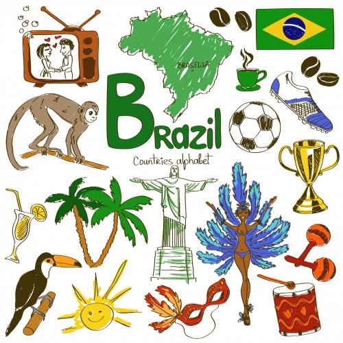 Brazil, South America.
