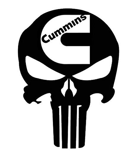 Amazon.com: Punisher Decal Vinyl Decal Compatible with.