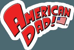 American Dad Logo.