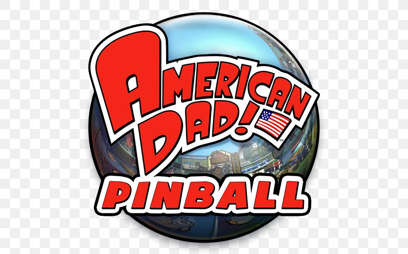 American Dad! Pinball Sanitarium Android Logo Recreation.