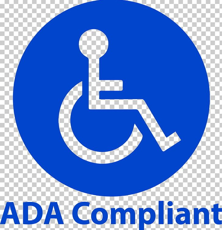 Logo Americans With Disabilities Act Of 1990 Disability ADA.