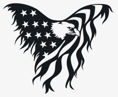 Free American Eagle Clip Art with No Background.