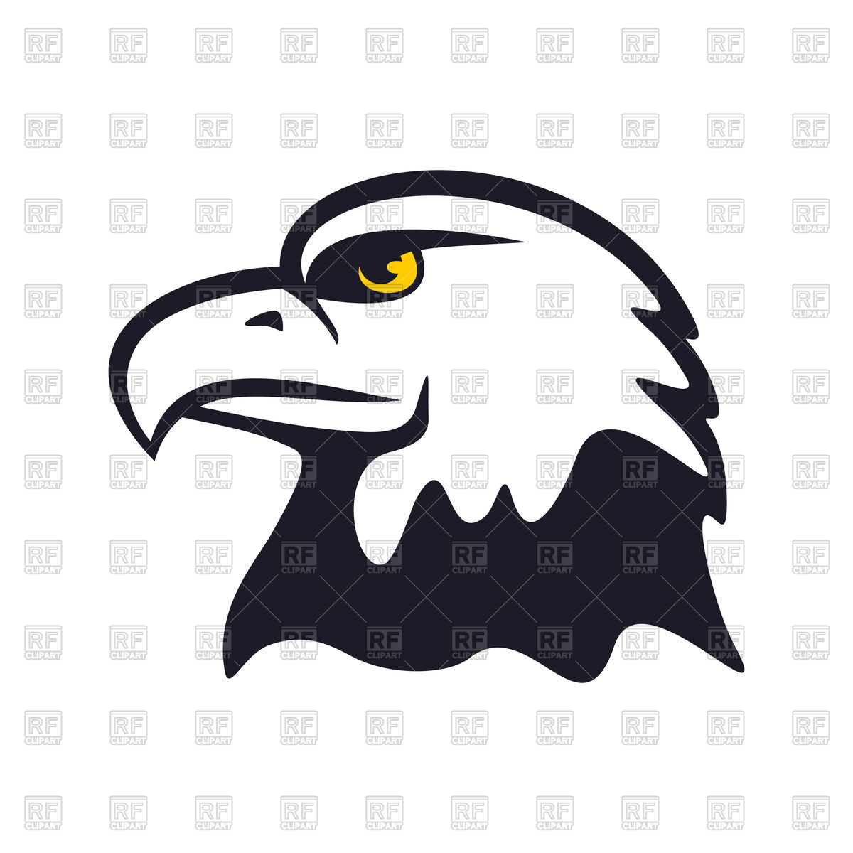 American eagle Stock Vector Image.