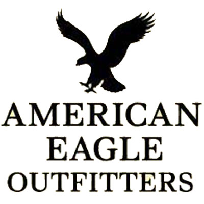 American eagle outfitters Logos.
