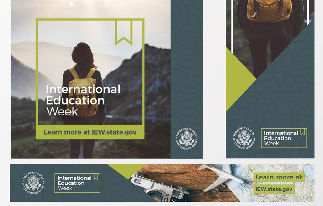 International Education Week 2019.