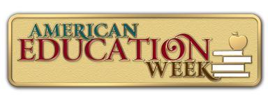 American Education Week Clipart.
