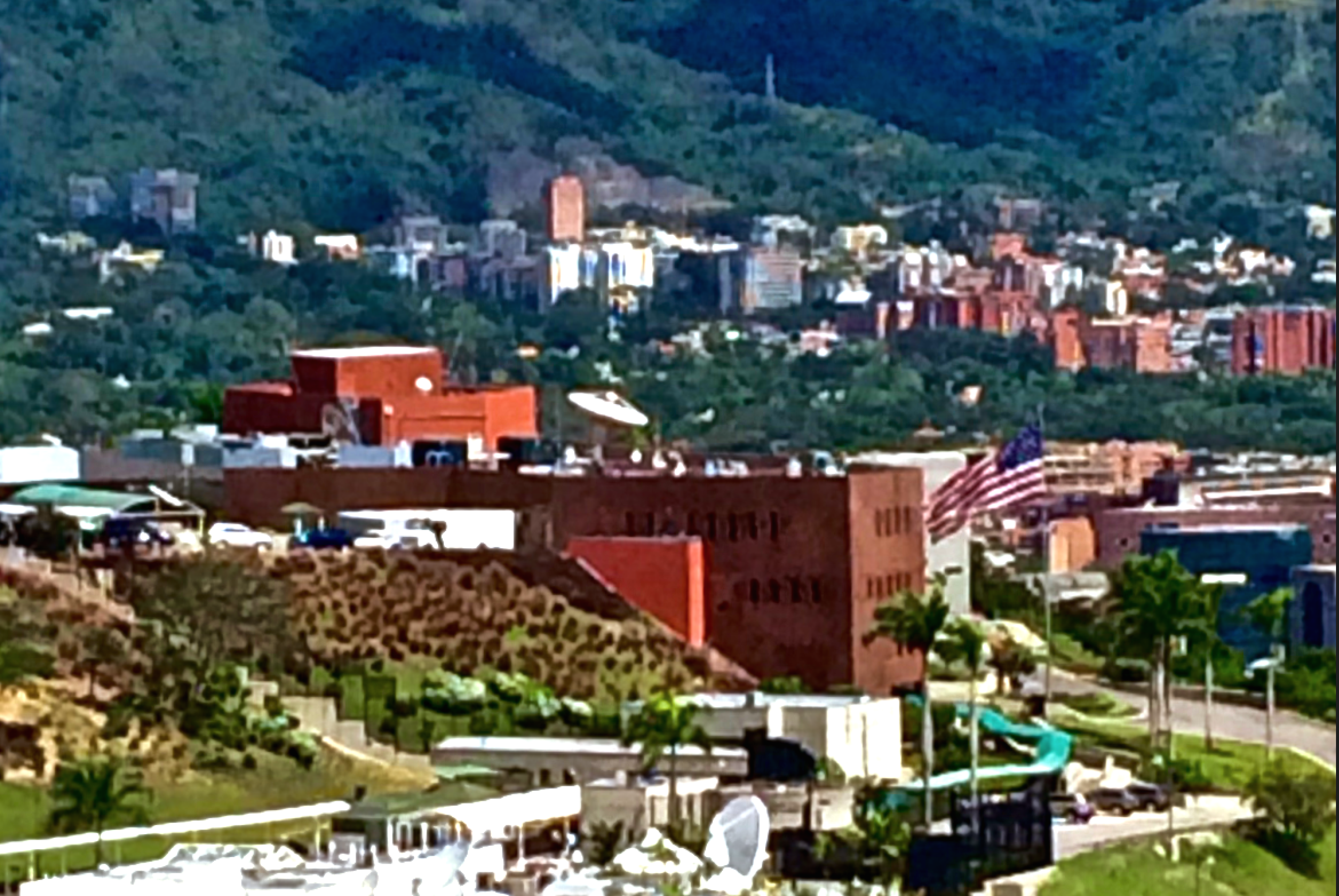 Embassy of the United States, Caracas.