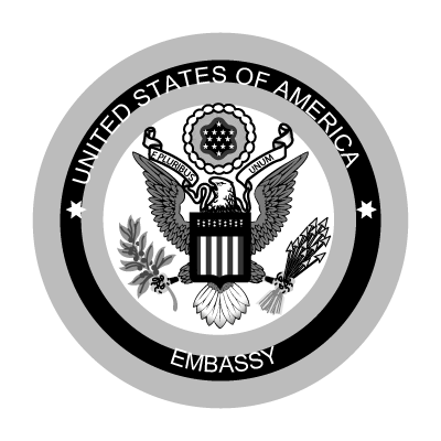 United States of America Embassy logo vector in .eps and .png format.