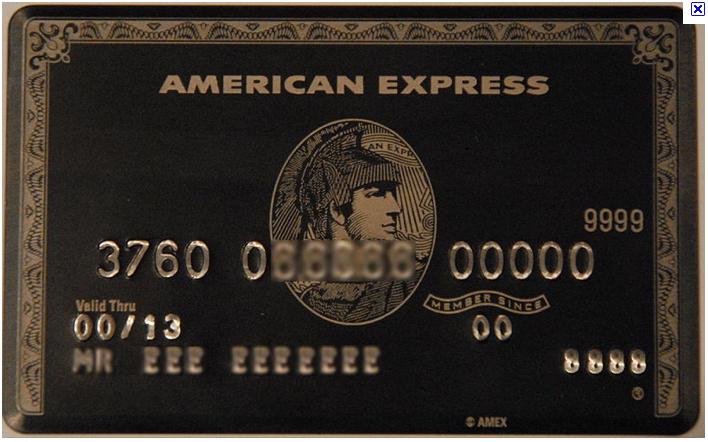 Black Card.