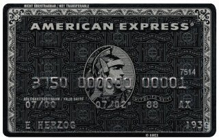 Centurion Card Template Seven Great Lessons You Can Learn.