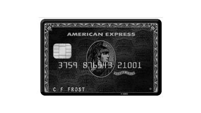 American Express Centurion Card Review.