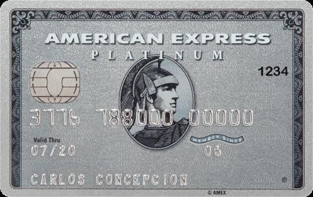 The Platinum Card®.