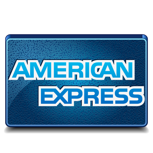 American, express icon.