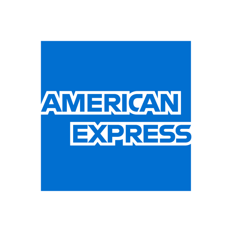 American Express Logo clipart.
