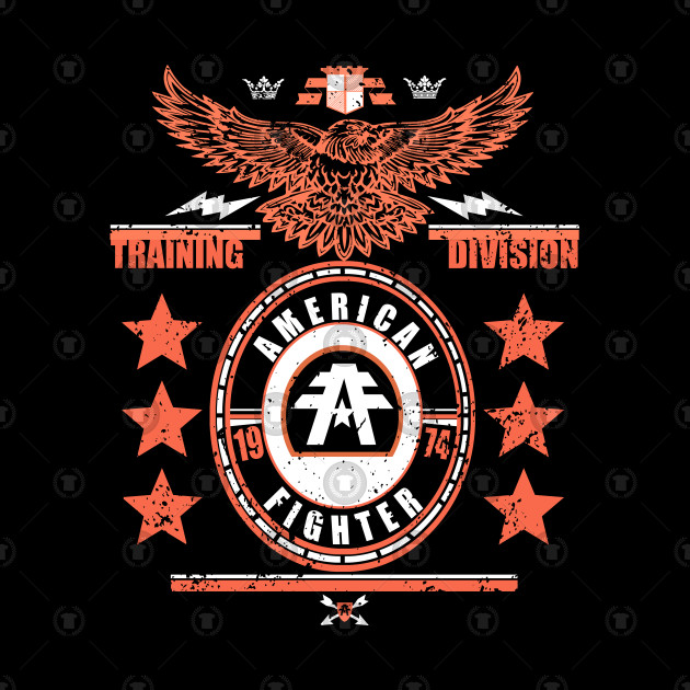 training division 1974 american fighter.