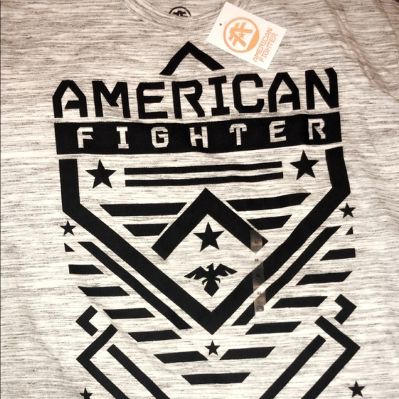 American fighter shirts NWT.