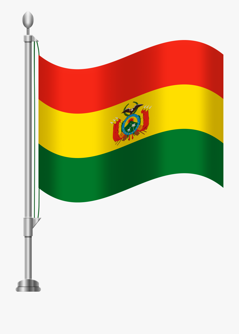Bolivia Flag Png Clip Art , Transparent Cartoon, Free.