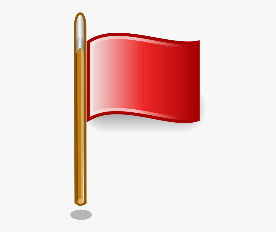 Red Flag Picture.