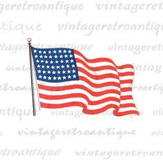 Free Flag Clipart.