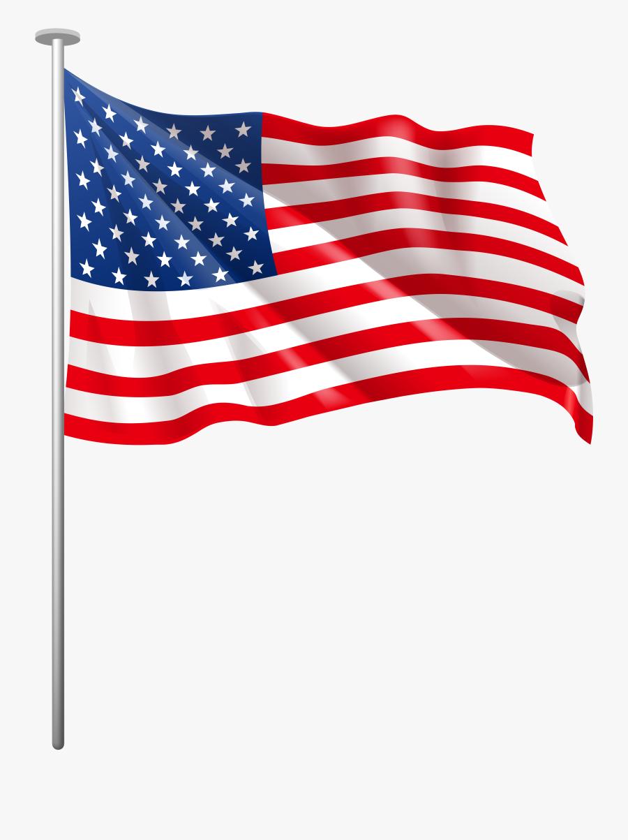 Transparent Background Us Flag Clipart , Free Transparent.