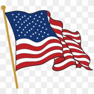 Free American Flag Clipart Png Transparent Images.