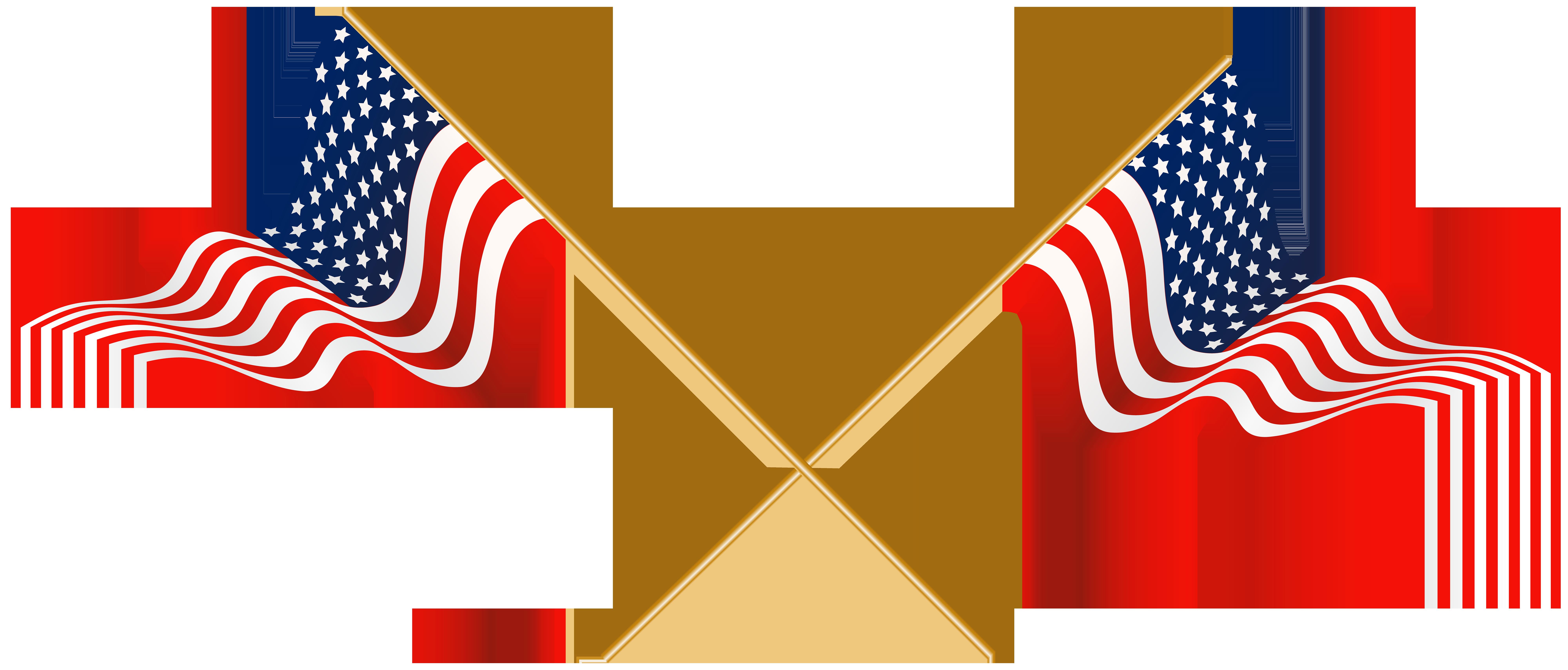 Usa Flag Clipart at GetDrawings.com.