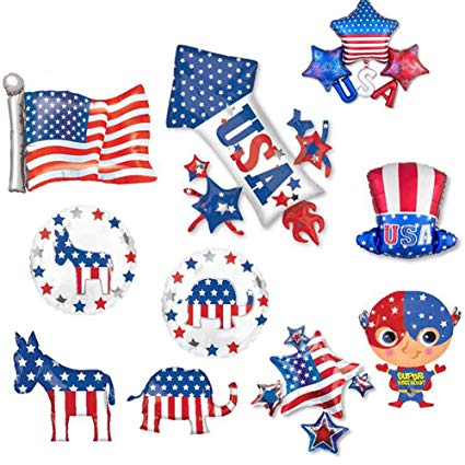 Amazon.com: American Flag Balloon.