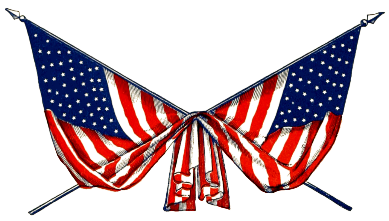 American Flag Banner Clipart (102+ images in Collection) Page 3.