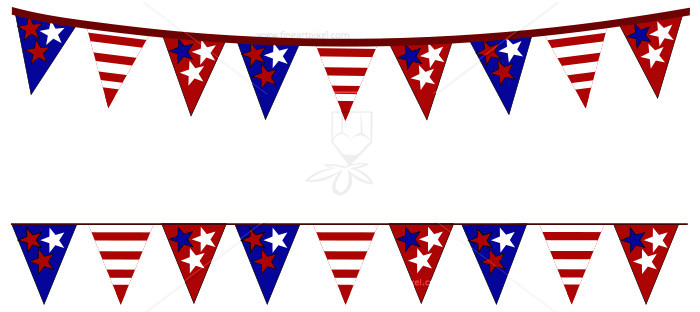 Download High Quality american flag clipart banner.