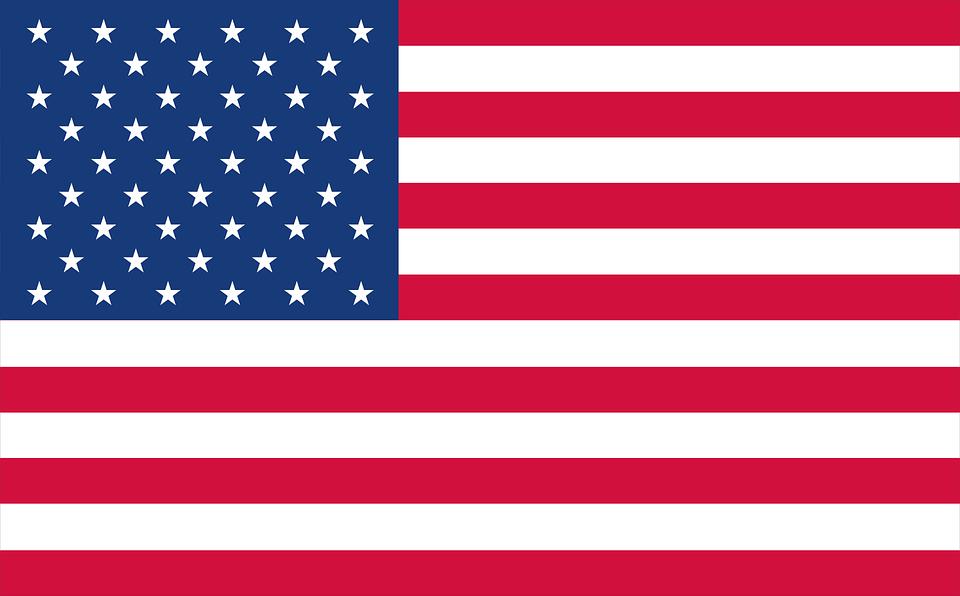American, Flag.