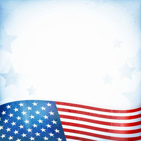 79,801 American Flag Background Cliparts, Stock Vector And Royalty.