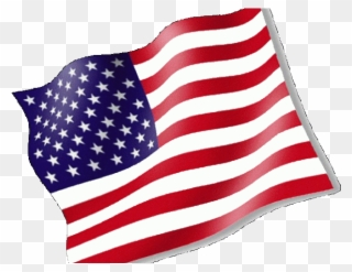 Free PNG American Flag Clipart No Background Clip Art.