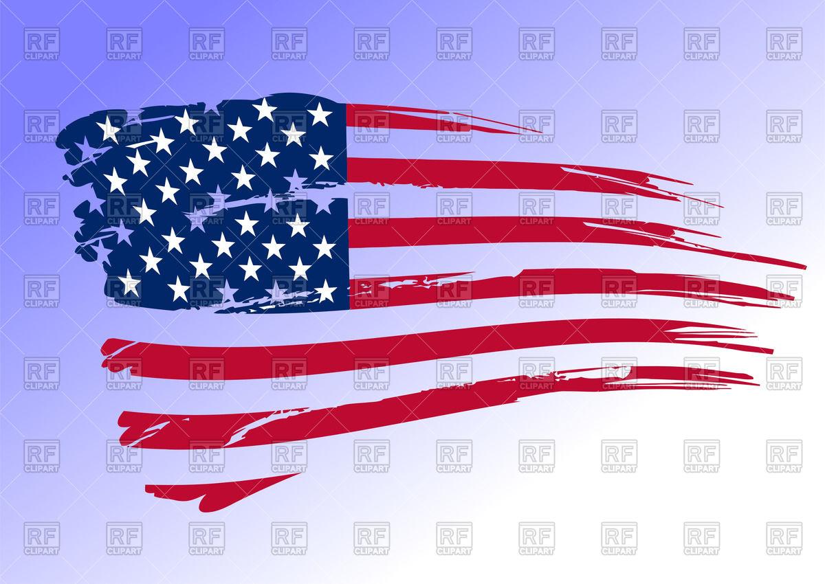 American Flag Vector Download at GetDrawings.com.