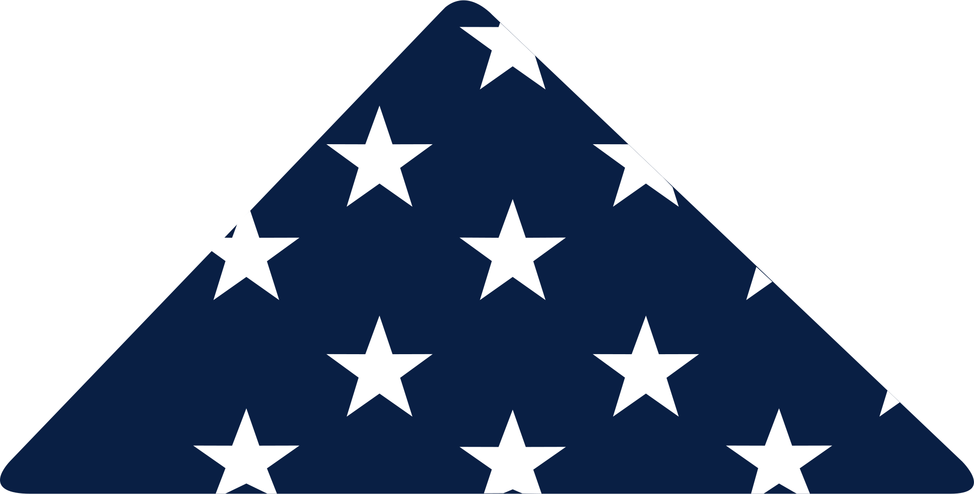 File Folded U S Flag Svg Wikimedia Commons Rh Commons.