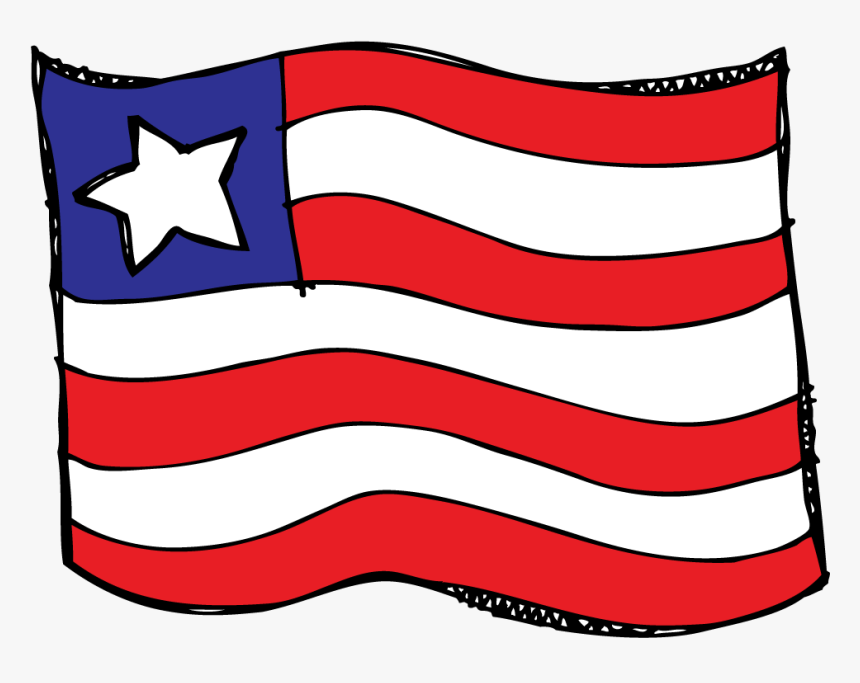 American Flag Clipart Melonheadz.