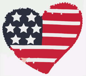 Free Heart Flag Cliparts, Download Free Clip Art, Free Clip.