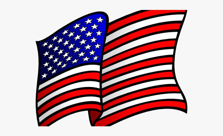America Clipart American Flag.