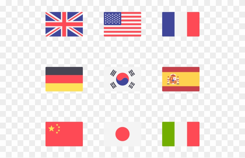 International Flags 262 Icons.
