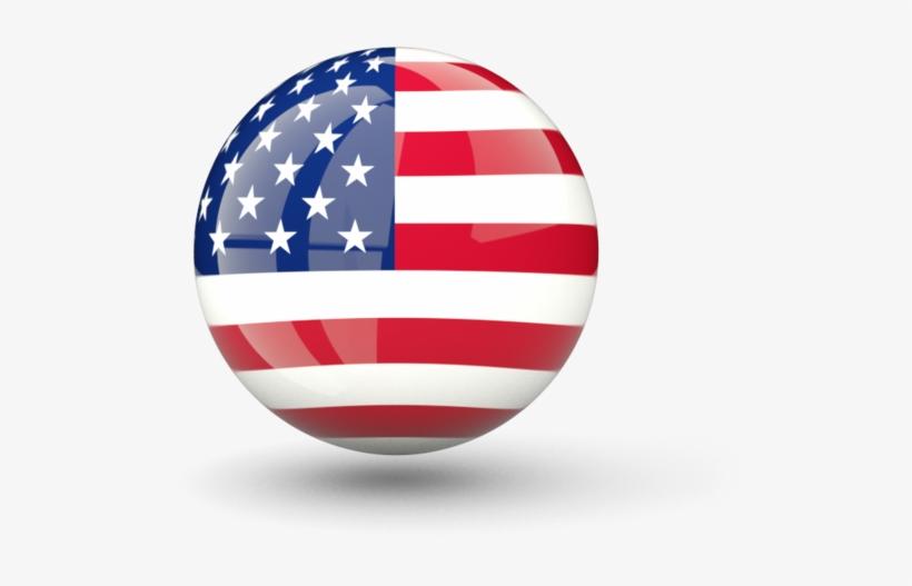 American Us Flag Icon Image Free.