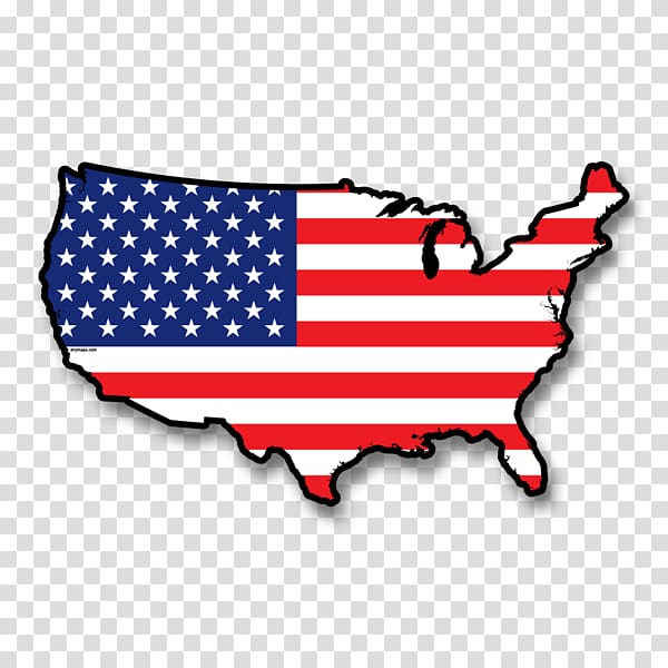 Flag of the United States Map Flag of Germany, american flag.