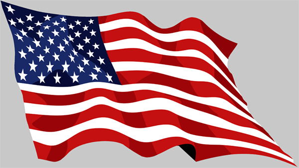 Free American Flag Waving, Download Free Clip Art, Free Clip.