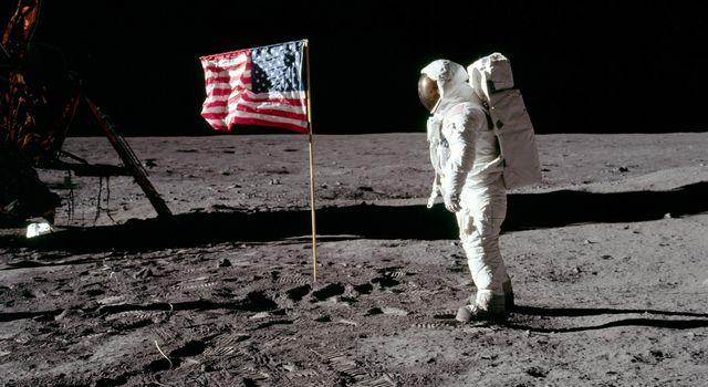 Celebrate the 50th Anniversary of NASA\'s Apollo Moon Landing.
