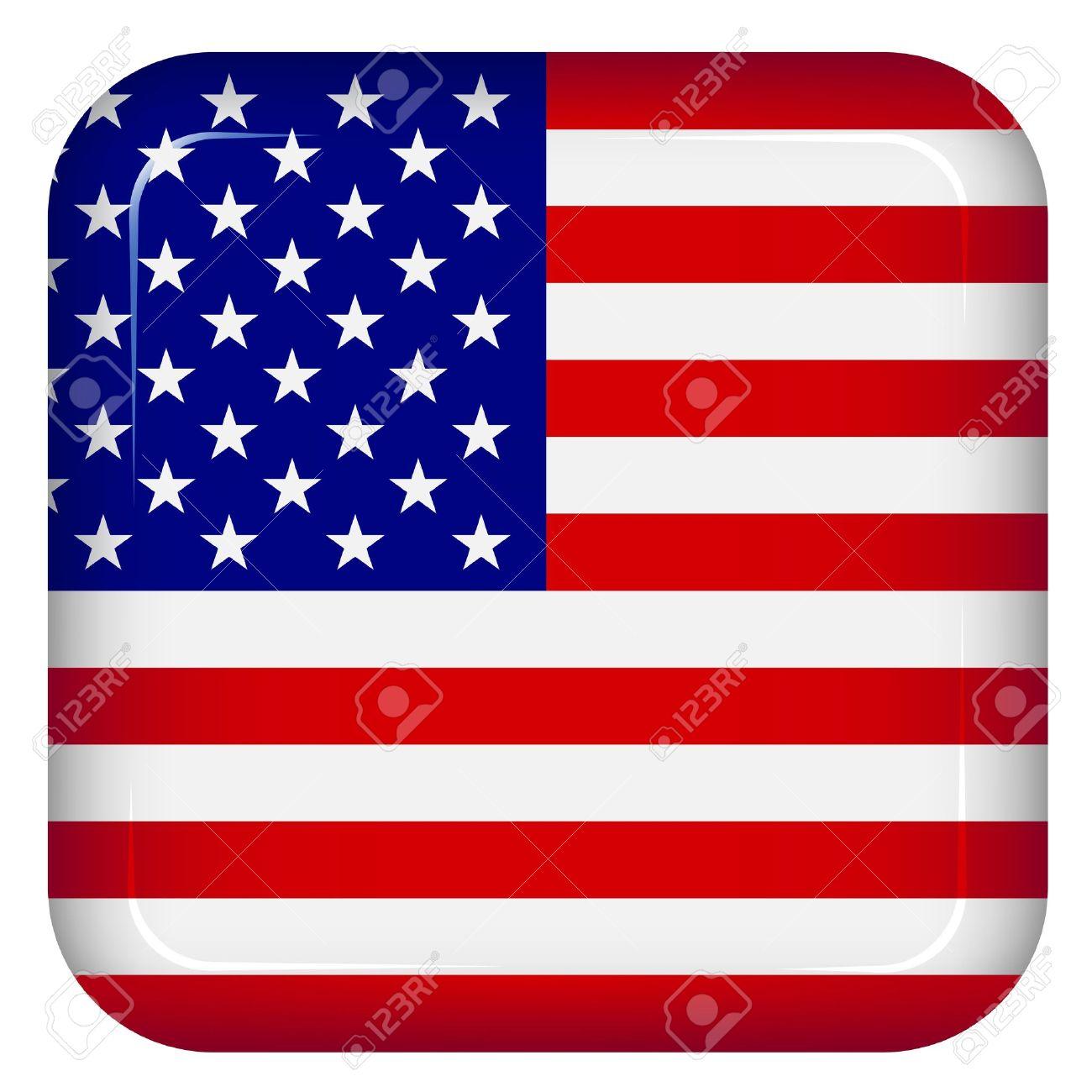 16793 Flag free clipart.